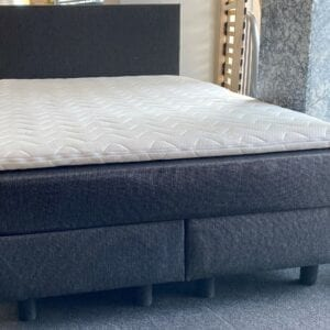 Boxspring - Brussel - 120x200 Antraciet