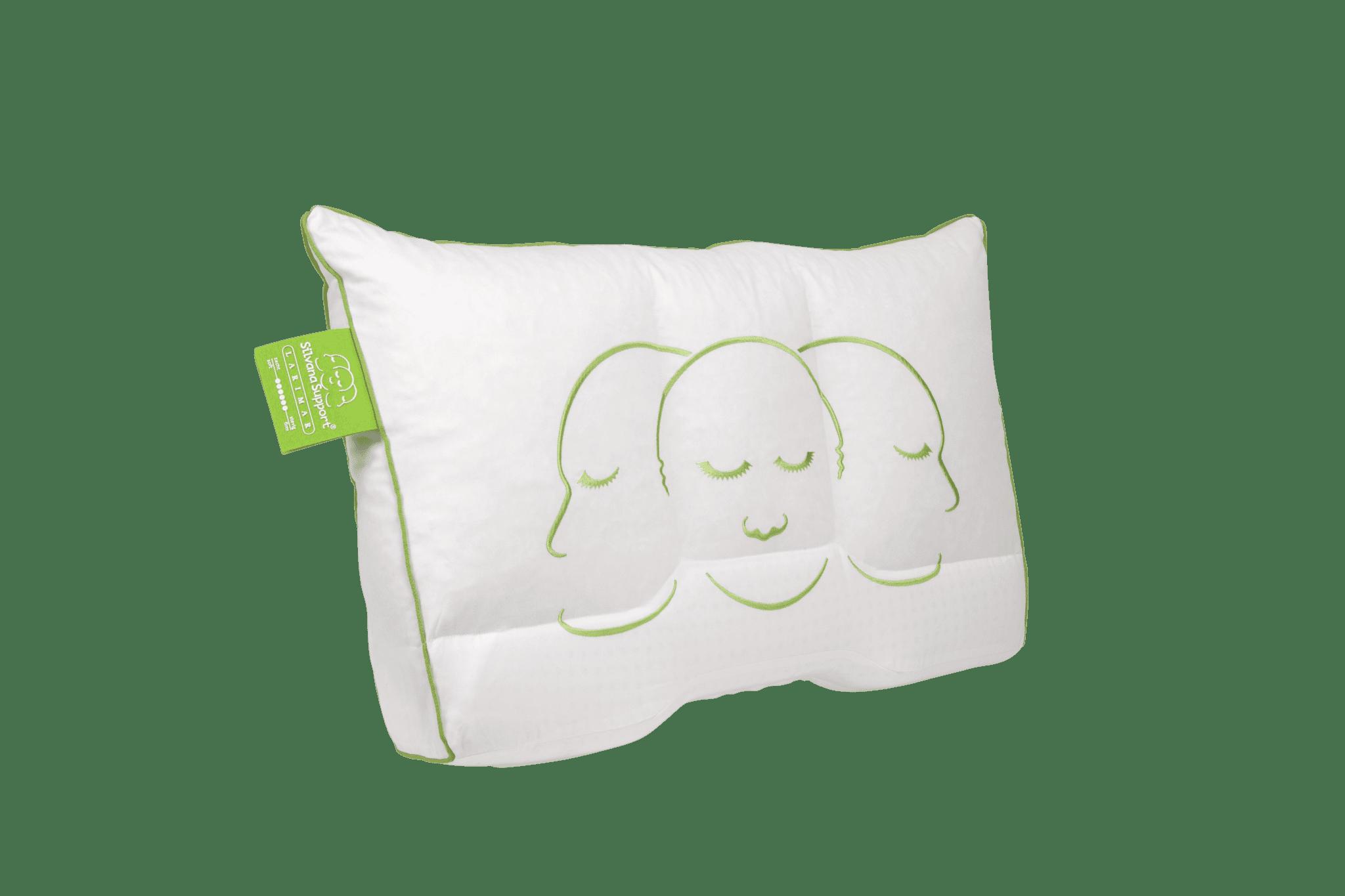 Silvana support larimar  groen slaap er op