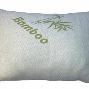 traagschuim - bamboo kussen